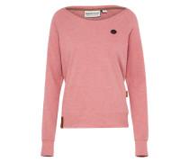 Sweatshirt 'Krokettenhorst' rosa