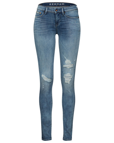 Jeans 'Sharp' blue denim