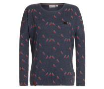 Sweatshirt 'Yamuk des Grauens Iii' marine / mischfarben