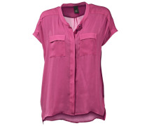 Oversized-Bluse pink