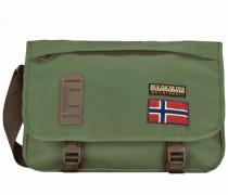 Nordland Messenger Umhängetasche 46 cm grün
