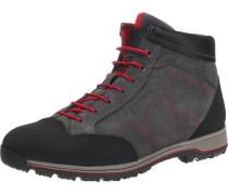 Slalom Stiefeletten grau / rot / schwarz
