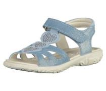 Sandalen blau / hellblau