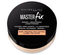 'Master Fix Baking Powder' Puder nude