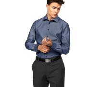Businesshemd blau