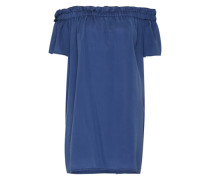 Off Shoulder Kleid 'Stayton' himmelblau