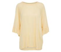 Shirt 'volant' gelb