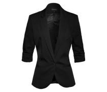 Taillierter Blazer 'Tabita' schwarz