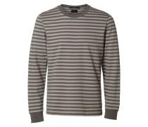 Sweatshirt Crew-Neck grau