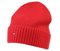 Mütze 'Pima' rot