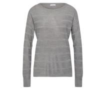 Pullover 'pulli' graumeliert