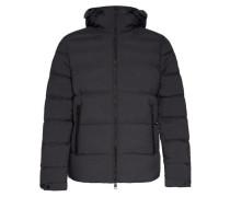 Barry 77 Hochwertige Nylon-Melange-Daunen-Wattierte Jacke