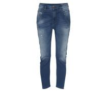 'Fayza' JoggJeans Tapared Fit 678M blau