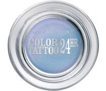 'Eyestudio Color Tattoo 24H' Creme-Gel-Lidschatten hellblau / flieder
