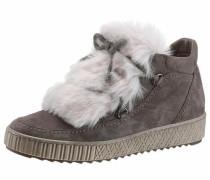 -Boots grau