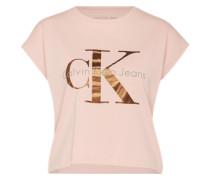 Shirt 'Taka' rosa / gold