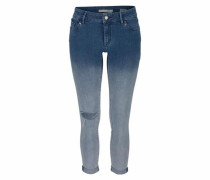 Jeans Skinny-fit-Jeans 'lexy' blue denim