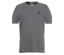 Male T-Shirt dunkelgrau