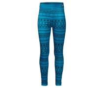 Leggings 'G Inuit Tights' blau