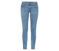 'Livier' Skinny Jeans blau