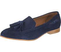 'Chrissy' Slipper blau