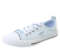 Sneaker 'Gery Bass' aus Textil hellblau