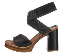 'Creek' Sandaletten schwarz