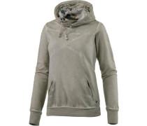 Sweatshirt schlammfarben