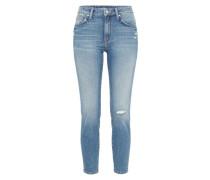 'tess' Regular Jeans blue denim