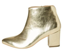 Ankle-Boots gold