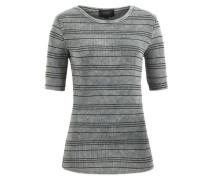 Shirt 'elaboral' taubenblau / taupe