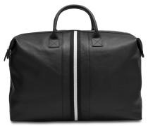 Torrino Weekender Reisetasche Leder 50 cm schwarz