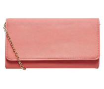 Clutch mit Gliederkette rot