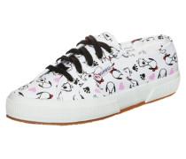 2750 Fancot Belle Sneaker rosa / schwarz / weiß