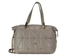 Bauletto Shopper Tasche 31 cm braun