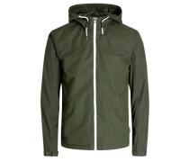 Leichte Jacke grasgrün