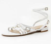 Sandalette 'Regalo' weiß