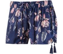 'Native' Shorts Damen nachtblau / rosa