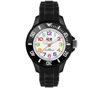 ice-watch Quarzuhr »Ice mini - Black Mn.bk.m.s.12« schwarz