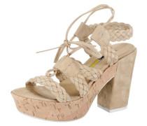 Versilia Sandaletten beige