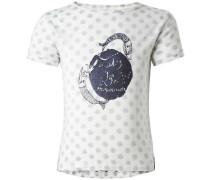 T-shirt Estelle weiß