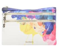 Mone Corel Multi Zip Clutch Tasche 21 cm