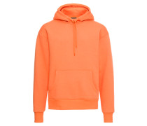 Hoodie 'kangaroo' orange