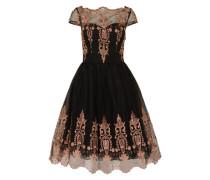 Kleid 'Rachael' schwarz