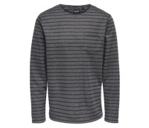 Sweatshirt grau / anthrazit