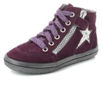 Sneaker Ilva Leder lila