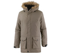 Parka taupe