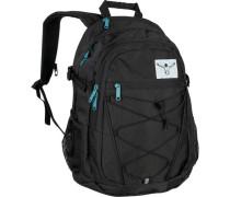 Urban Solid Herkules Rucksack 50 cm Laptopfach schwarz