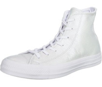 'Chuck Taylor All Star' High Sneakers weiß