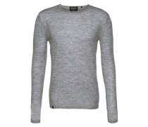 Pullover 'elmer Knit' grau